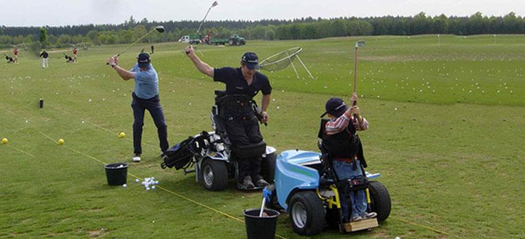 Bild Golf_golf4 groß copyright rollstuhlsport.de, Duisburg, 2014 Mit freundlicher Genehmigung von Fr. Surzukova