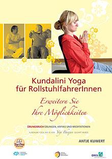 Cover kundalini-yoga-fuer-rollstuhlfahrer, 2014 Mit Genehmigung von Antje Kuwert