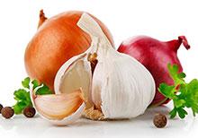 Zwiebeln und Co. gelten in Asien als Stimmungsmacher.