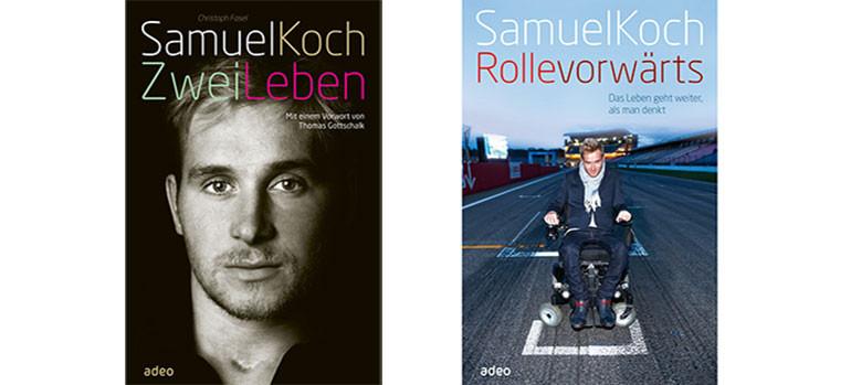 Bild cover SamuelKoch Copyright Adeo Verlag, 2015 Mit freundlicher Genehmigung von Christine Beitat