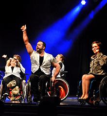 Bild Wheelchairica-1 Copyright Julia Heil, 2015 Mit freundlicher Genehmigung Julia Heil