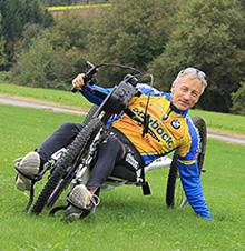 Fitnesstrainer Stefan Lange.