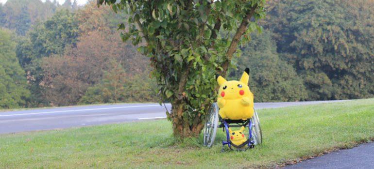 Bild img_2773 Copyright Manfred Sauer Stiftung, 2016 Pikachu: freundliche Leihgabe von Laura und Lara Radloff