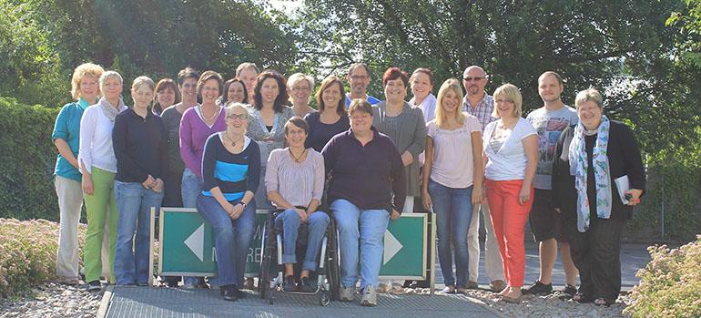 Darmexperten Juni 2013, eigenes Foto