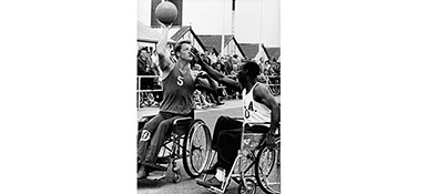StokeMandeville_Basketball copyright Manfred Sauer Stiftung