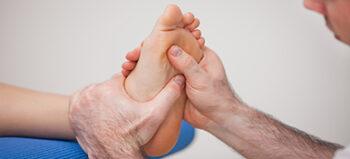 Fuß an Darm – Die Fußreflexzonenmassage