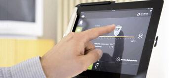 Musterwohnungen zur Umfeldsteuerung und Heimautomation