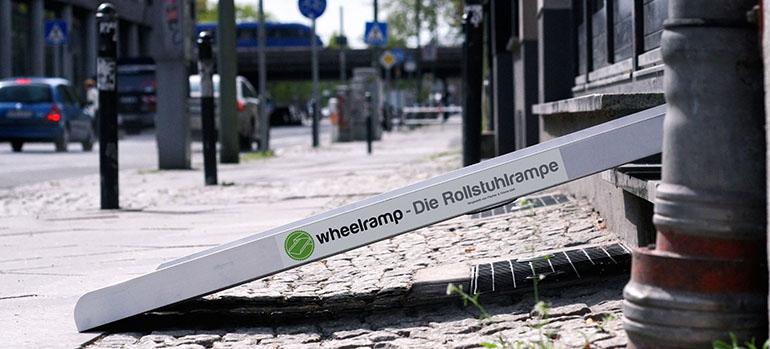 Bild Wheelramp Copyright SOZIALHELDEN e.V, 2013 Mit freundlicher Genehmigung von Andi Weiland