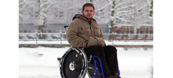 Der Winter naht … Schnee vs. Rollstuhlfahrer