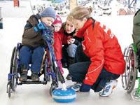 Bild Curling_like copyright Deutscher Rollstuhl-Sportverband e. V., 2014 Mit freundlicher Genehmigung