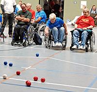 Bild Boccia_2011_Sportfest_Tangerhütte_061 copyright rollstuhlsport.de, Duisburg, 2014 Mit freundlicher Genehmigung von Fr. Surzukova