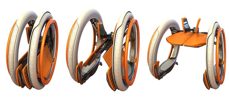 Bild mobi-folding-electric-wheelchair copyright Jack Martinich, 2012