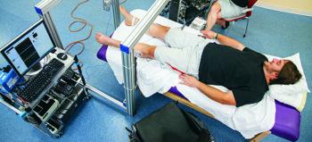 Epidurale Elektrostimulation ermöglicht willentliche Beinbewegungen