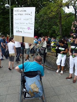 pride parade 2, copyright Pride Parad, Mit Genehmigung von Matthias Vernaldi