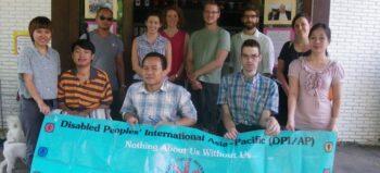 Mit Rollstuhl und/oder Assistenz: Freiwilligendienst im Ausland