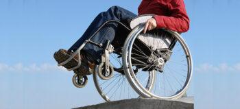 Rollstuhlhandhabung: Mobil im Rollstuhl