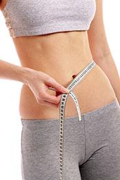 Ein reduziertes Körpergewicht verringert das Schmerzrisiko.