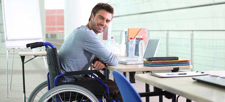 Erfolgreich beruflich selbständig mit Handicap