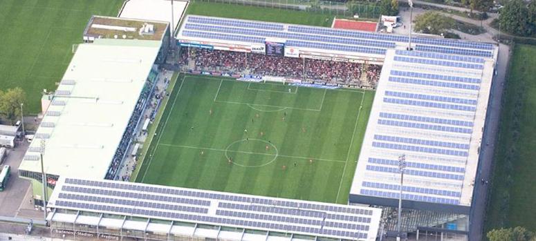 Stadion SC Freiburg, 2014 Download Pressebereich http://www.scfreiburg.com/verein/presse-downloads/logos-und-bilder