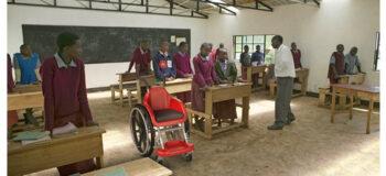 Wheelchairs of Hope – Der 100 Dollar Rollstuhl