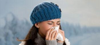 Erkältung wegen Kälte? Ja. Nein. Vielleicht.
