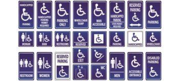 Für Falschparker auf Behindertenparkplätzen wird es (mäßig) teurer