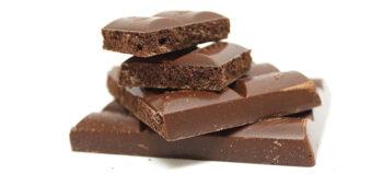 Schokolade macht glücklich und hilft bei Stress