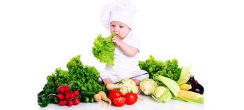 Gemüse und Obst: Wie kriegt man es (r)unter?