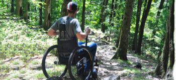 GRIT Freedom Chair – Das Mountainbike unter den Rollstühlen
