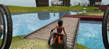 Extreme Wheelchairing – Parcours bewältigen im Rollstuhl