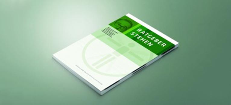 In diesem neuen Ratgeber werden alle Aspekte des Stehens auf über 50 Seiten kompetent behandelt.