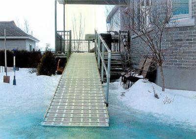 Roll-A-Ramp im Schnee_neu
