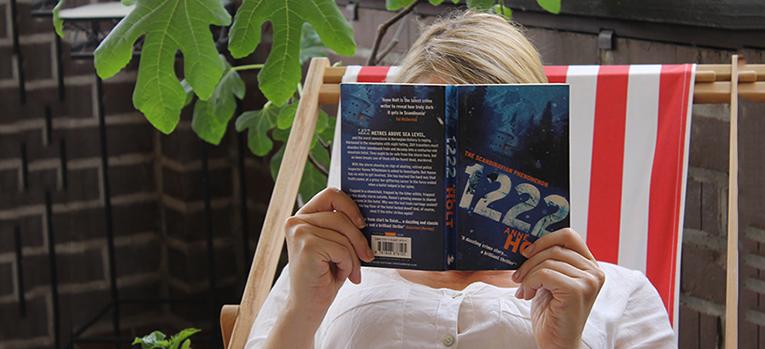 Der norwegische Gast – Ermittlerin im Rollstuhl