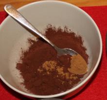 Zimt und Kakao sind das Weihnachts-Dreamteam.