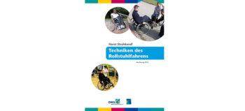 Broschüre: Techniken des Rollstuhlfahrens