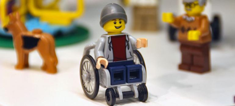 Lego inklusive