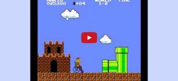 Super Mario… im Rollstuhl