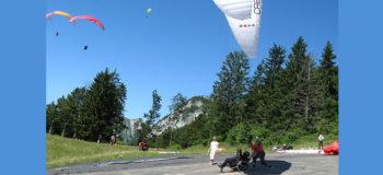 Drachen- und Gleitschirmfliegen – Adrenalinkick für Rollstuhlfahrer