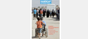 Handicap International – Die Lage in Syrien