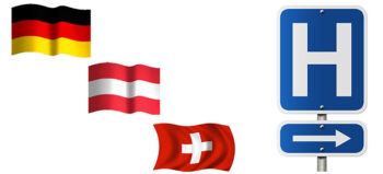 Kliniken zur Behandlung von Querschnittlähmungen in Deutschland, Österreich und der Schweiz