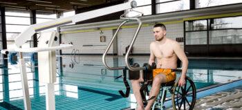 Transferhilfen für Rollstuhlfahrer