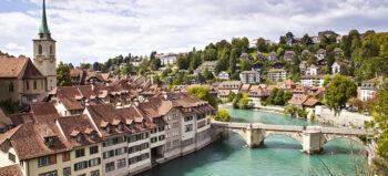 Schweiz für Rollstuhlfahrer