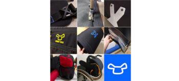Handy Bag – Kickstart für Rollstuhltasche