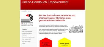 """Das ISL-Online-Handbuch """" Empowerment"""""""
