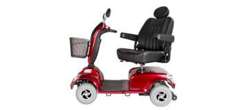 Elektromobile für Menschen mit Querschnittlähmung
