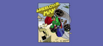 Wheelchair Man – M. Sayeds Superheld im Rollstuhl