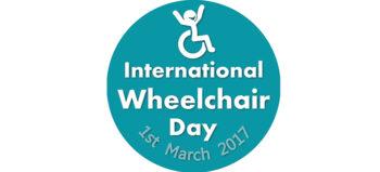 Internationaler Wheelchair Day