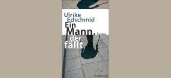 """""""Ein Mann, der fällt"""" von Ulrike Edschmid"""