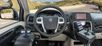 Automobil: maßgeschneiderte Umbauten für Rollstuhlfahrer