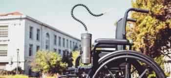 Fleximug – Trinkhilfe für Rollstuhlfahrer